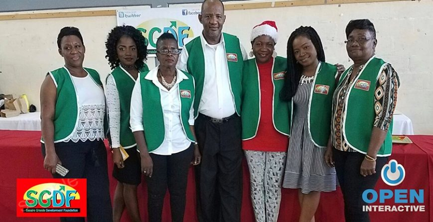 the-sangre-grande-development-foundation-celebrates-achievements-at-end-year-christmas-party